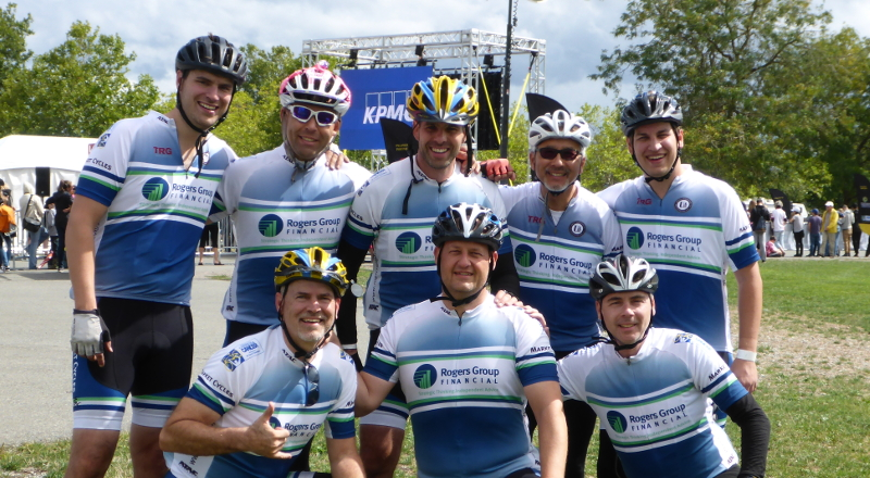 A Recap of our Annual Ride to Conquer Cancer