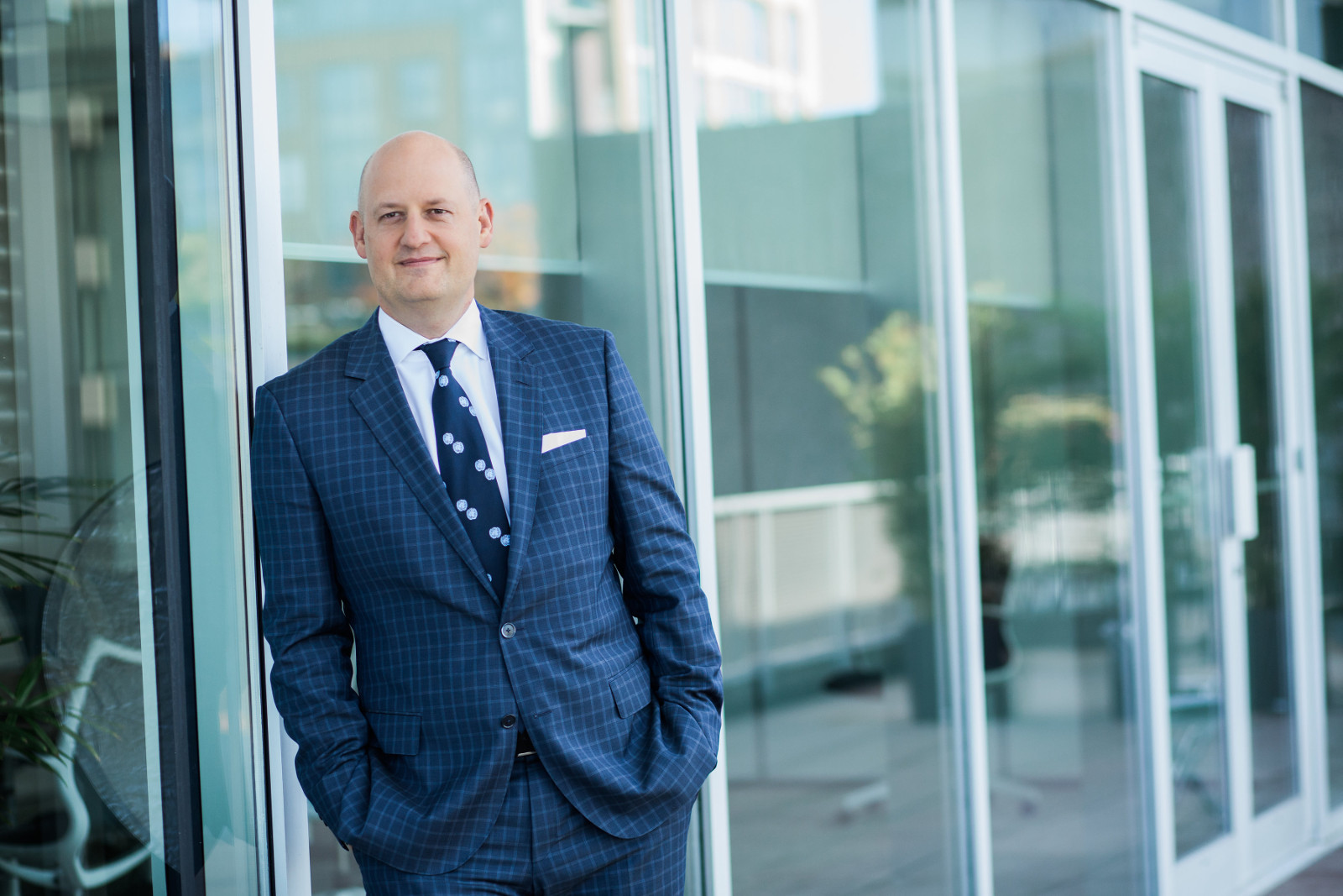 Alain Quennec - Financial Advisor RGF Wealth Vancouver