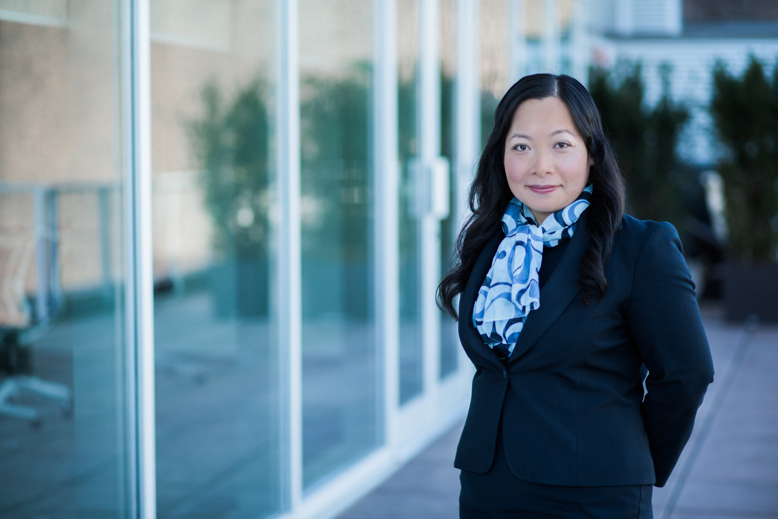 Cecilia Tsang - Financial Advisor RGF Wealth Vancouver