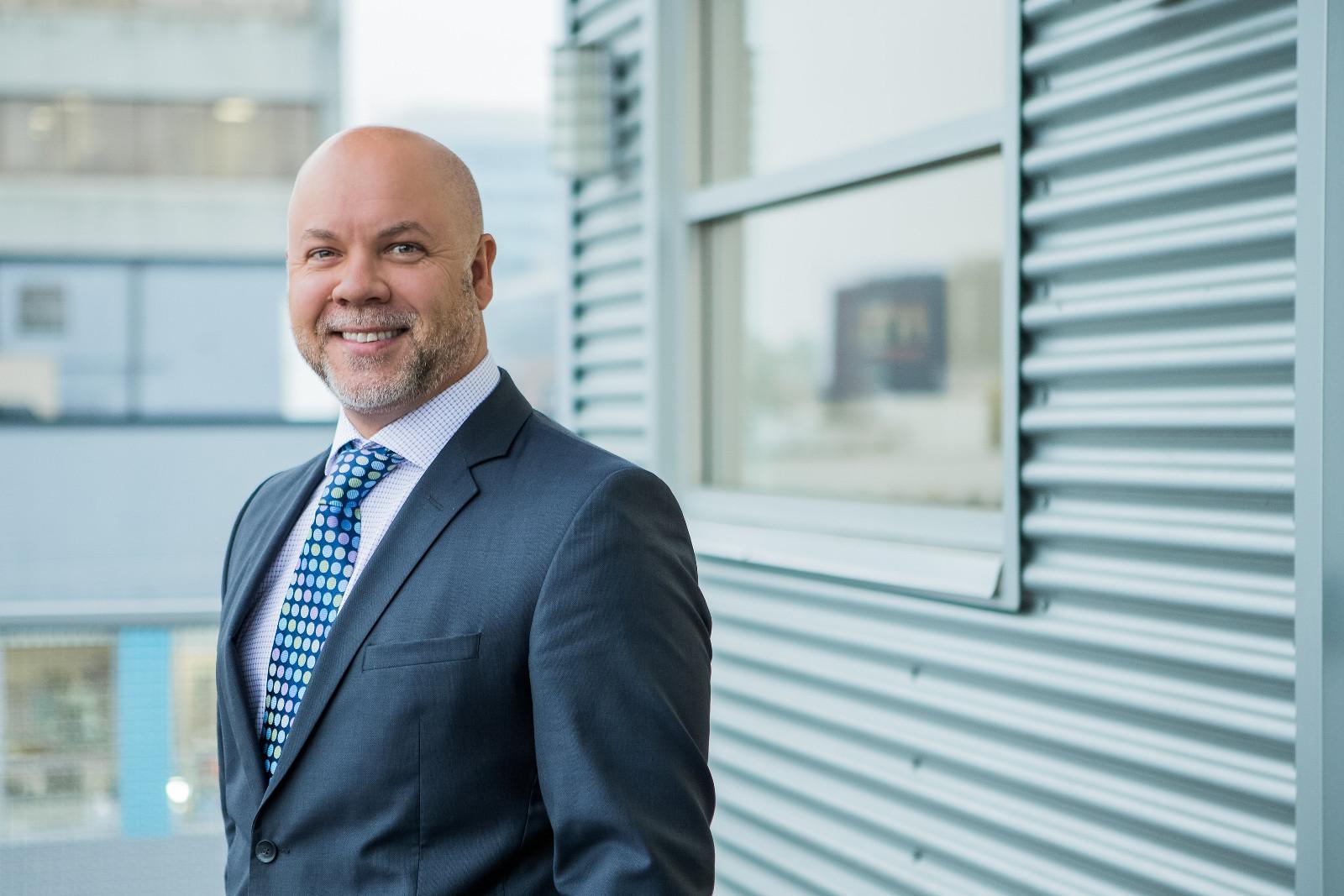 Cory Hill - Financial Advisor RGF Wealth Vancouver