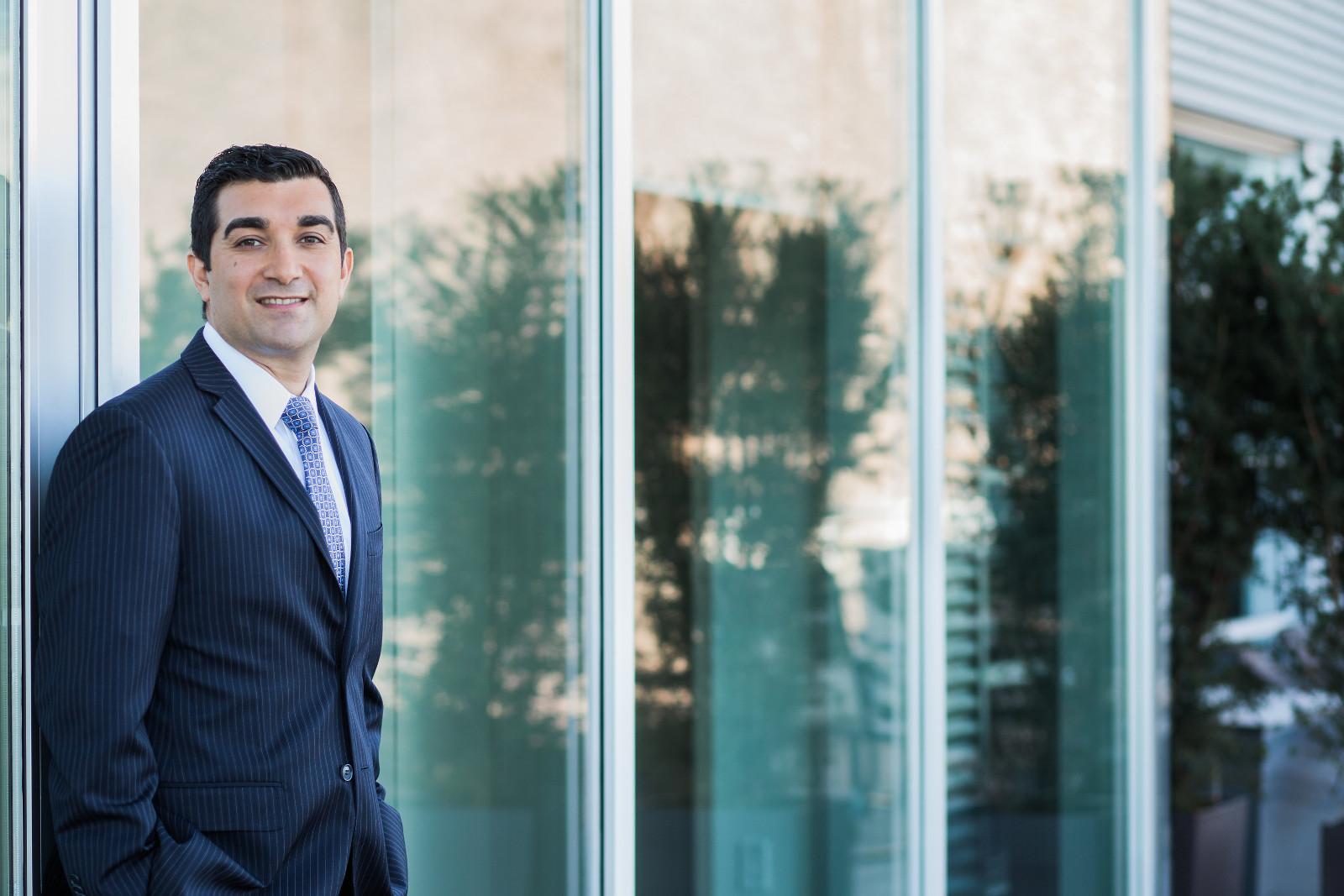 Ethan Astaneh - Financial Advisor RGF Wealth Vancouver