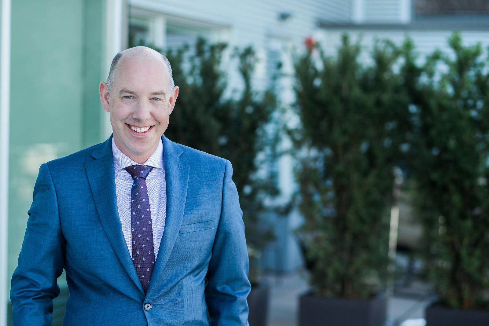 John Hale - Financial Advisor RGF Wealth Vancouver
