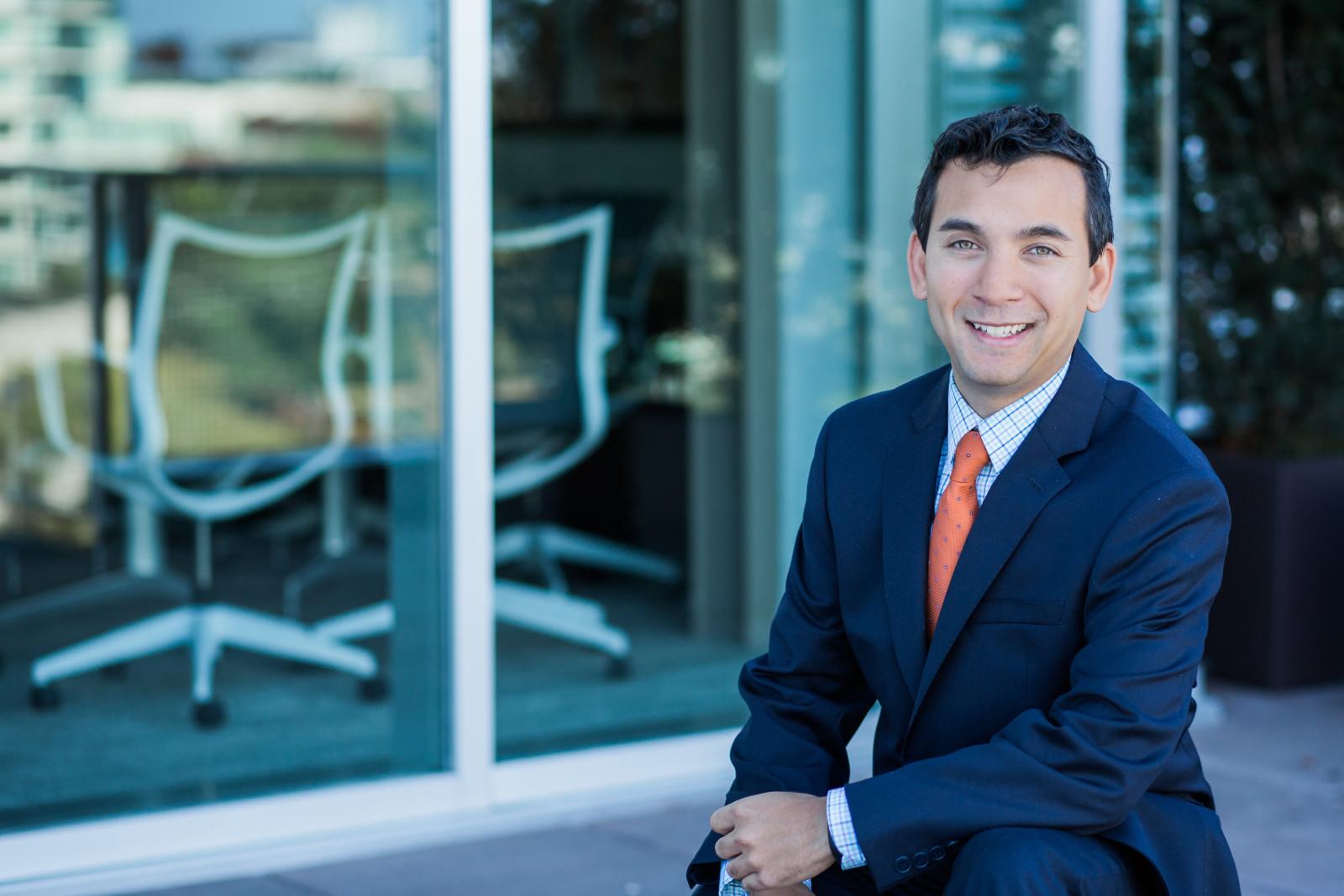 Jon Knutson - Financial Advisor RGF Wealth Vancouver