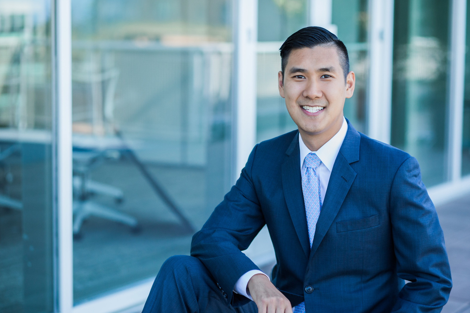 Linson Chen - Financial Advisor RGF Wealth Vancouver